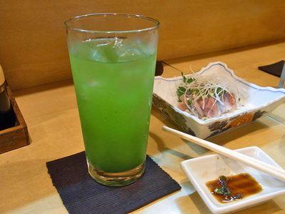 緑茶サワー