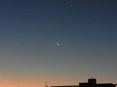 水星・月・金星i