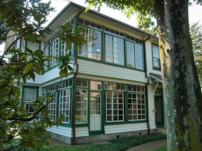 雑司が谷旧宣教師館