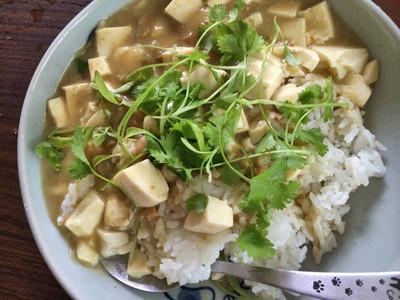 豆腐入りグリーンカレーi