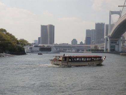 客船・屋形船