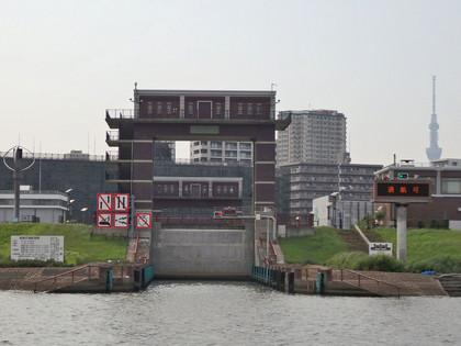 荒川ロックゲート