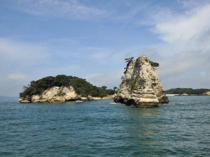 浦戸諸島の景色