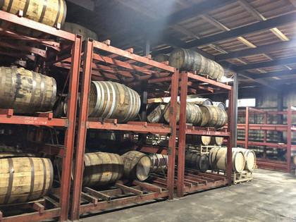 ウィスキー蒸溜所