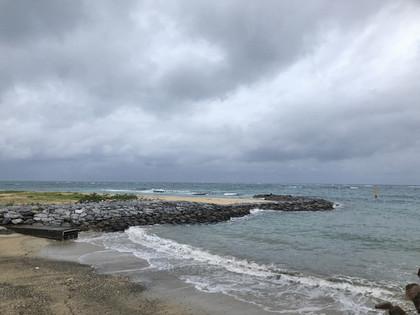 浜辺の風景