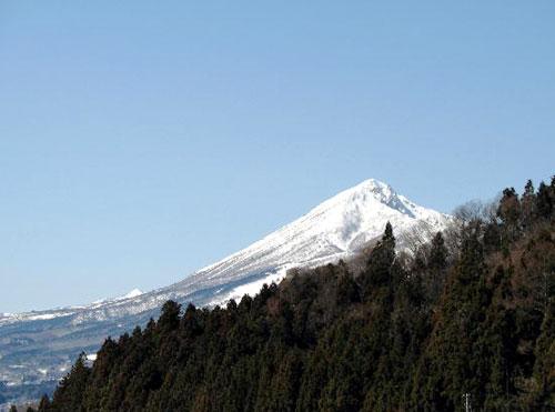 リステル猪苗代からの磐梯山