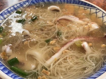 小菅麺線(イカにゅう麺)