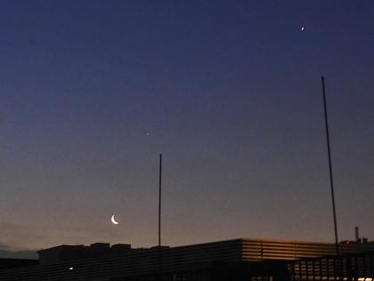 月・土星・木星