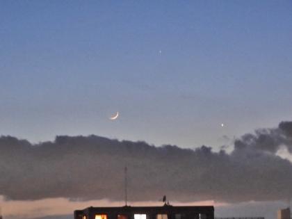 月・水星・金星