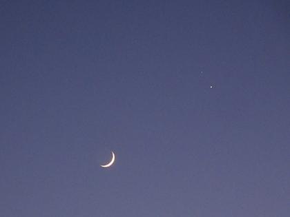 月・木星・土星